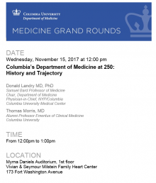 DOM Grand Rounds