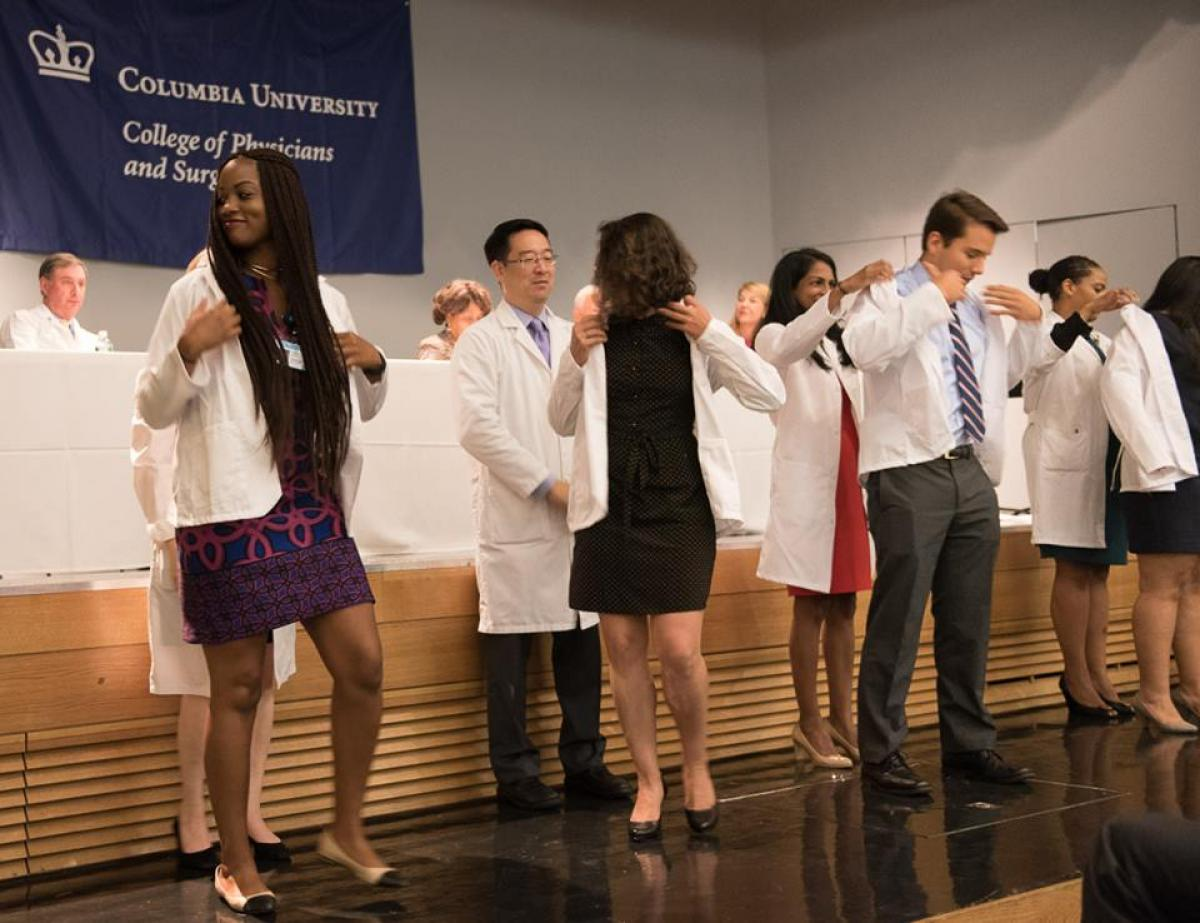PS Class of 2020 White Coat Ceremony