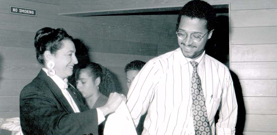 P&S White Coat Ceremony 1993
